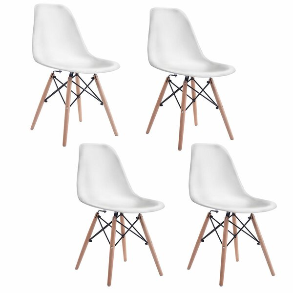 Rosita Mid Century Dining Chair (Set of 4) by Corrigan Studio