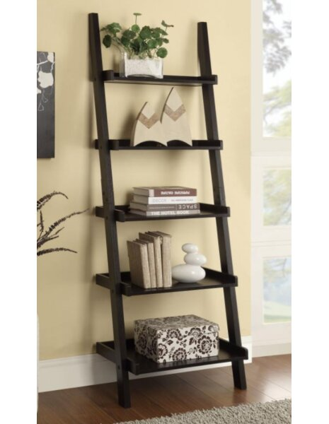 Crandall Ladder Bookcase by Winston Porter