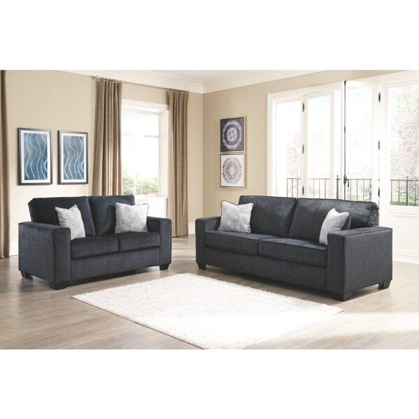 Gittel Standard Configurable Living Room Set By Latitude Run