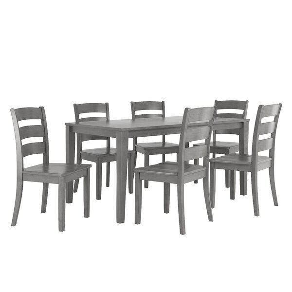Alabama 7 Piece Dining Set by Kitsco Kitsco