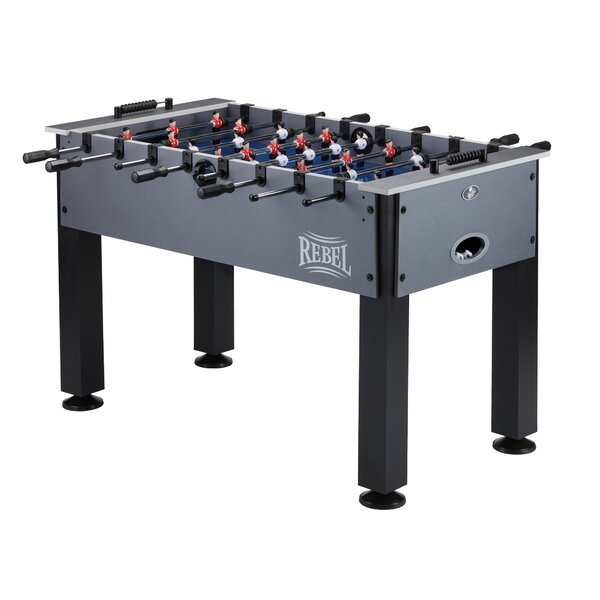 Rebel Foosball Table by Fat Cat