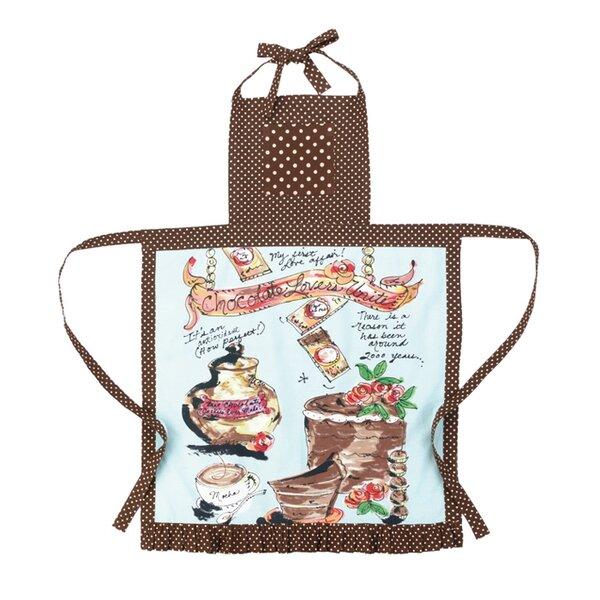 Chocolate Lovers Apron by Peking Handicraft