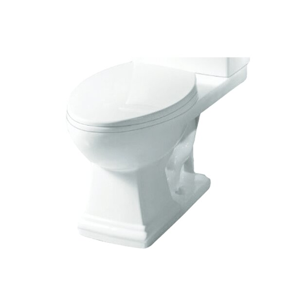 Avalon Elongated Toilet Bowl by Transolid