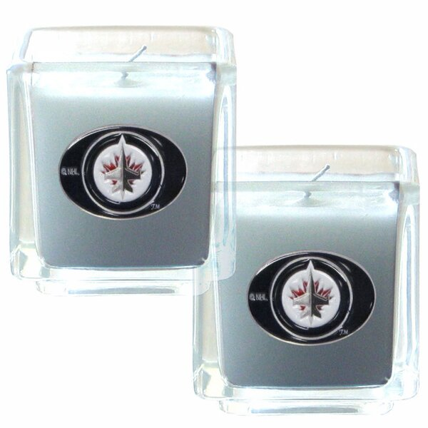 NHL Candle (Set of 2) by Siskiyou Gifts