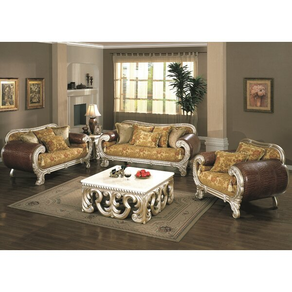 Dowler Configurable Living Room Set by Astoria Grand