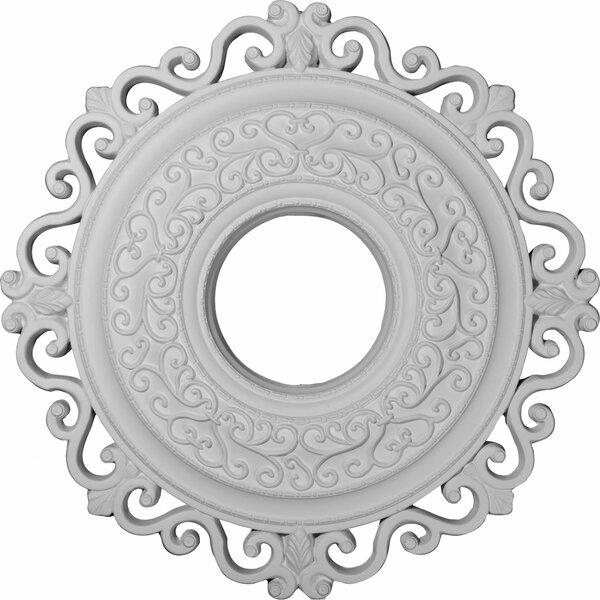 Orrington 22H x 22W x 1 3/4D Ceiling Medallion by Ekena Millwork