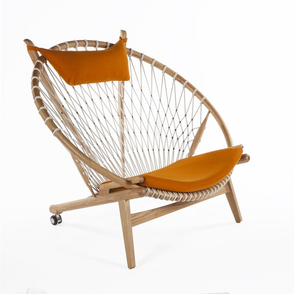 Papasan Chair by Stilnovo