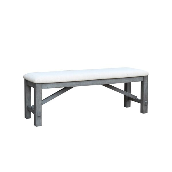 Sawyer Upholstered Bench By Gracie Oaks