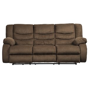 Read Reviews Loon Peak Ridgemont Reclining Sofa