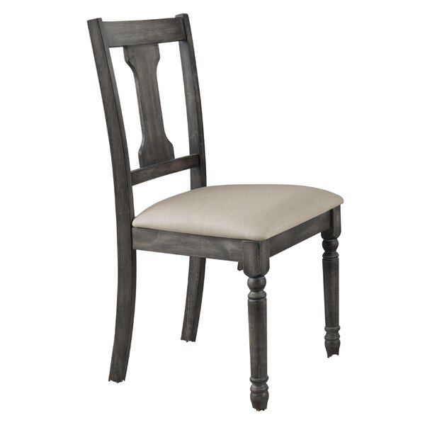 Isadore Side Chair (Set of 2) by Charlton Home