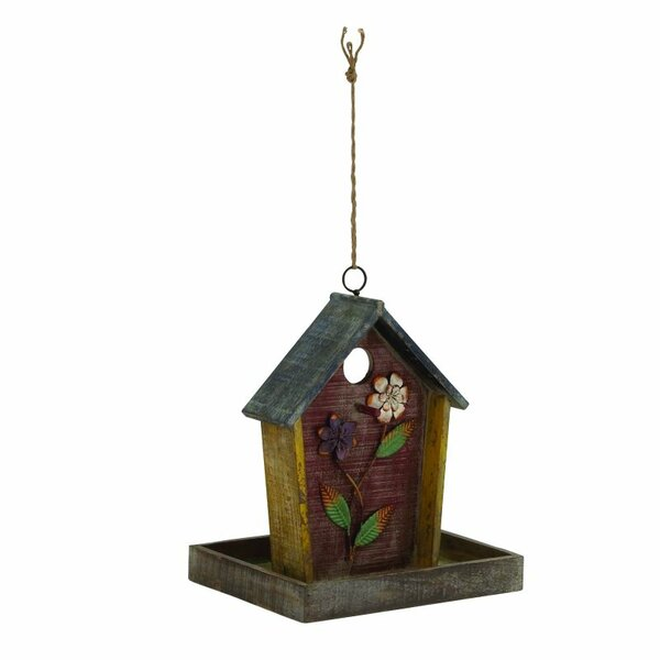 Hanging Tray Bird Feeder by Cole & Grey