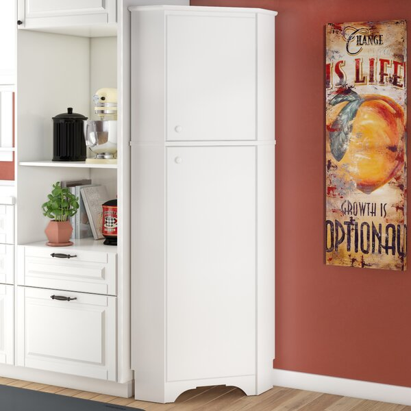 Crimmins 72 Kitchen Pantry by Red Barrel Studio