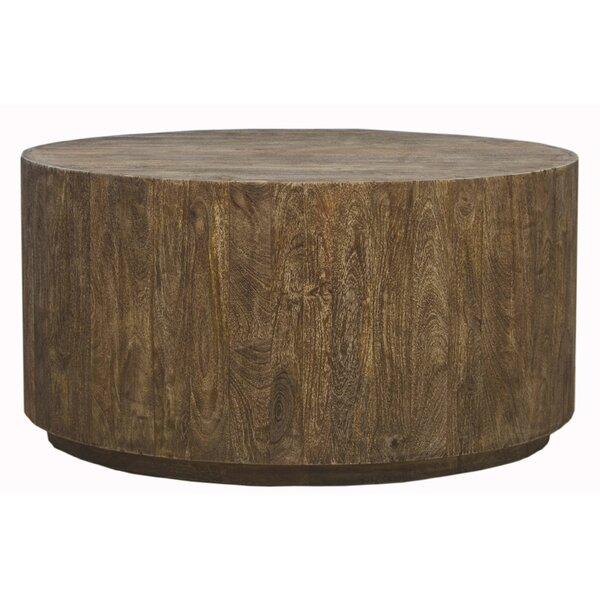 Mango Wood Coffee Table by NACH NACH