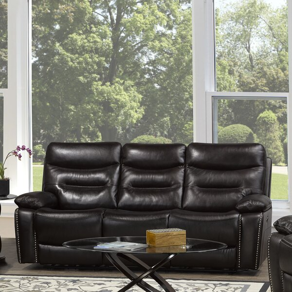 Arecibo Reclining Sofa by Red Barrel Studio