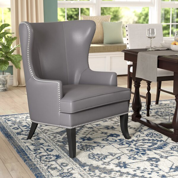 Lamberth Wingback Chair by Darby Home Co