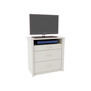 Constance 3 Drawer Media Dresser
