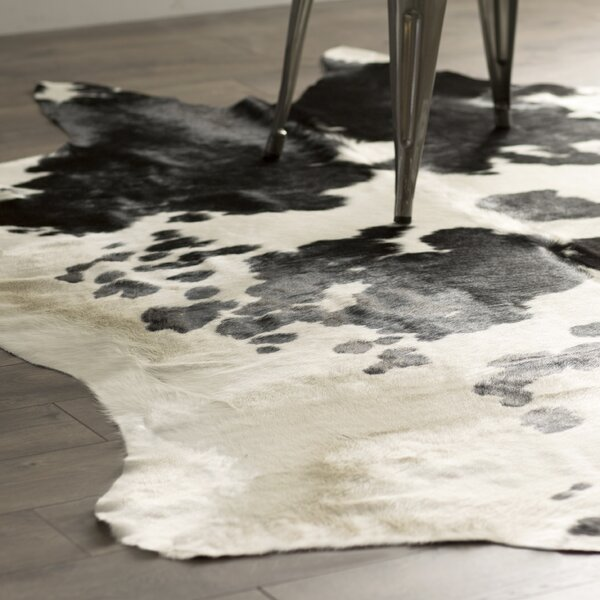 Fort Jones Handmade Black/White Area Rug by Trent Austin Design