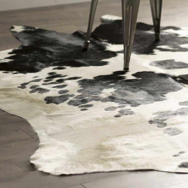 Fort Jones Handmade Black/White Area Rug by Trent Austin Design