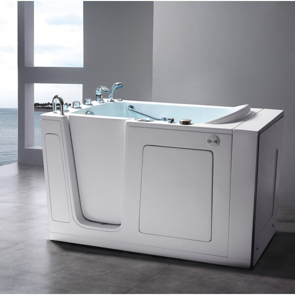 Buy 60 X 48 Salon Spa Air Whirlpool Tub By American Acrylic Shopping Now