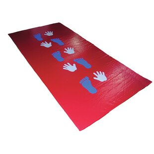 Reviews Hands and Feet Fitness Mat ByBenee's
