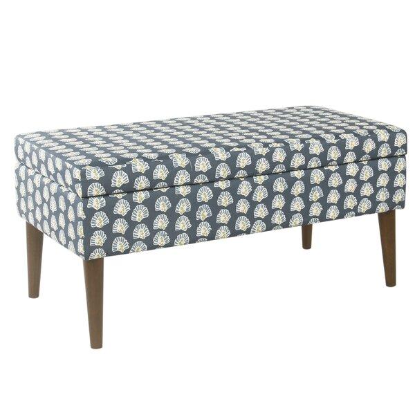 Heffington Upholstered Storage Bench by Winston Porter Winston Porter