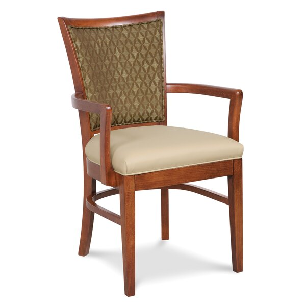 Mapleton Upholstered Dining Chair by Fairfield Chair