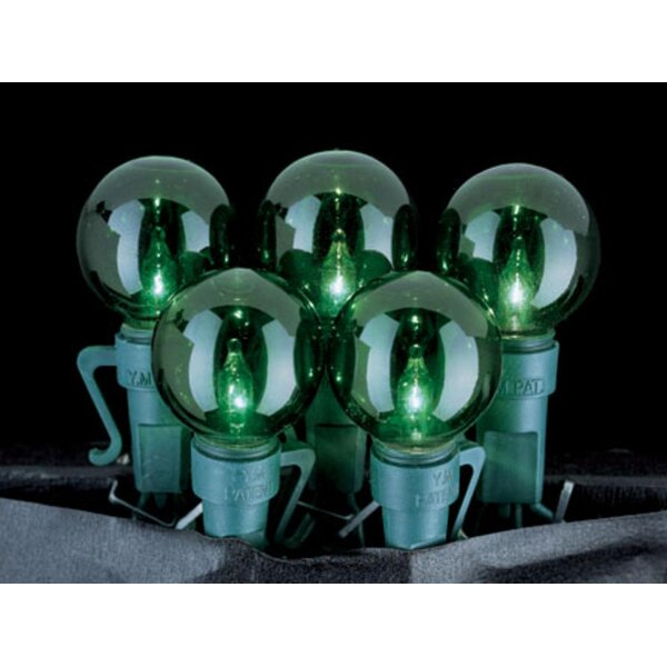 G25 Christmas Light (Pack of 35) by Northlight Seasonal