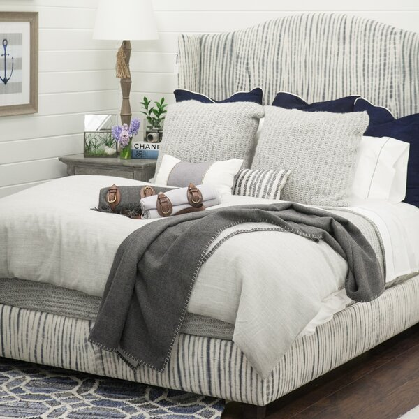 Emerson Queen Upholstered Standard Bed by Imagine Home
