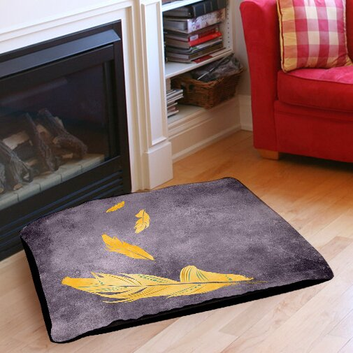 Feather Float Pet Bed by Manual Woodworkers & Weavers