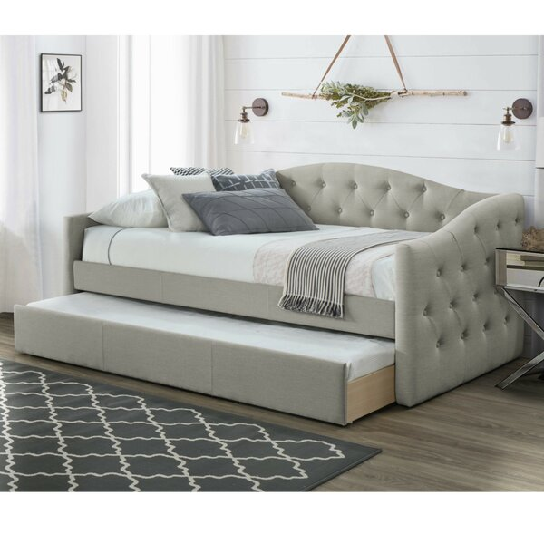 Birdwell Atlanta Twin Daybed With Trundle By Canora Grey