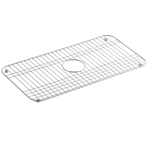 Bakersfield Stainless Steel Sink Rack, 25 x 12-3/4 by Kohler