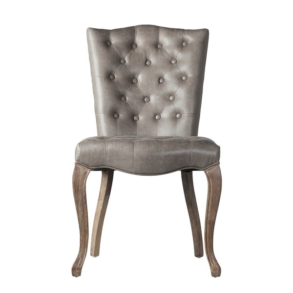#2 Kammer Upholstered Dining Chair By Ophelia & Co. Today Only Sale