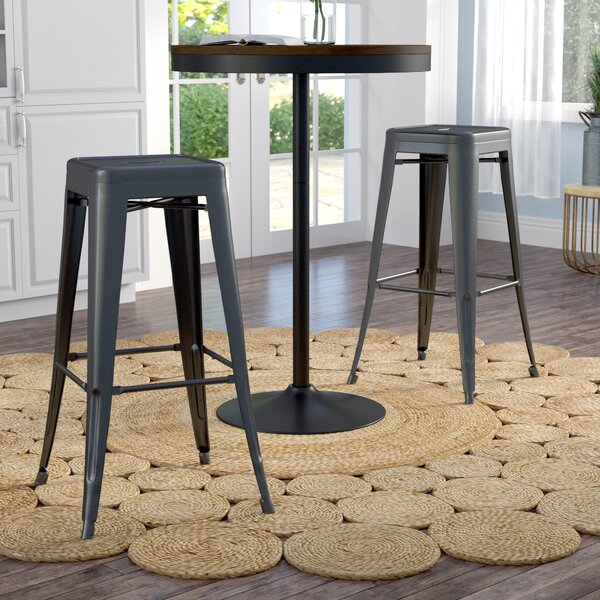 Meriden 30 Bar Stool (Set of 2) by Laurel Foundry Modern Farmhouse