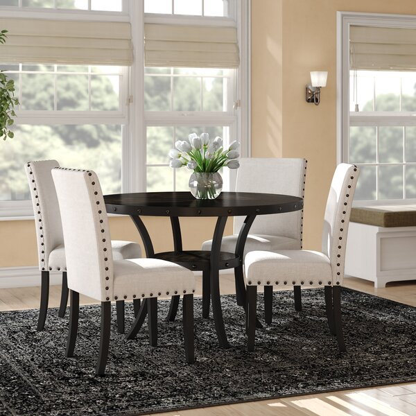 Nathanael 5 Piece Dining Set by Darby Home Co