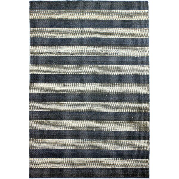 Bluffton Hand-Knotted Area Rug by Breakwater Bay