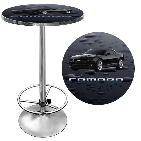 Bargain Camaro Pub Table I By Trademark Global Cheap