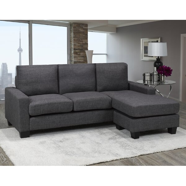 Stebrook Reversible Sectional by Wrought Studio