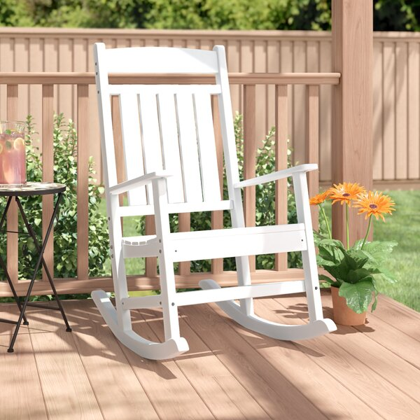 Parryville Classic Rocking Chair by August Grove