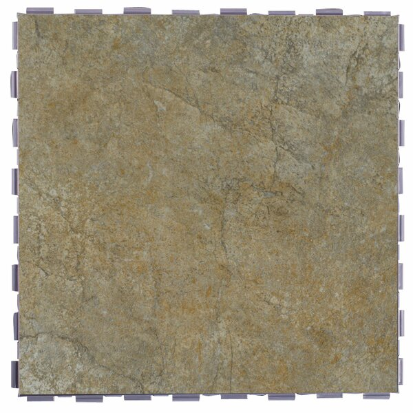 Classic Standard 12 x 12 Porcelain Field Tile in Paxton by SnapStone