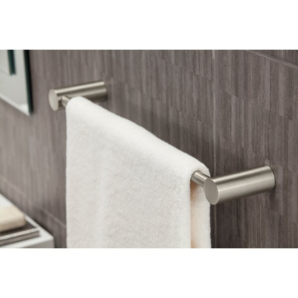 Align 18 Wall Mounted Towel Bar by Moen