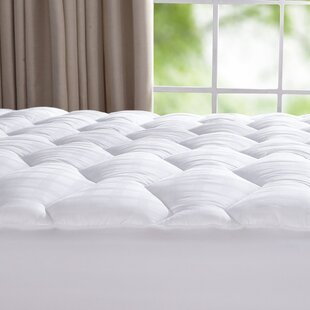 Affordable Troy Down Alternative Mattress Pad By Alwyn Home