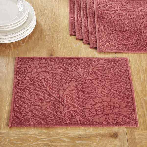 Fairfield Placemats (Set of 6) by Birch Lane™