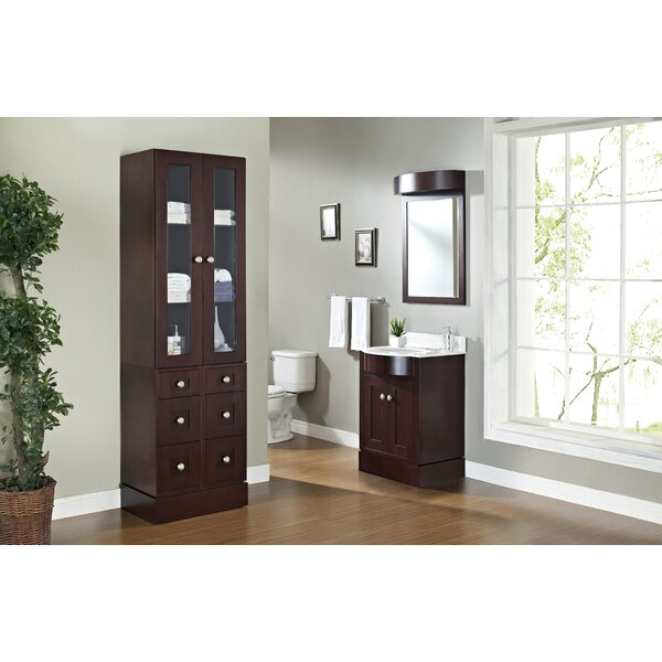 Kester Transitional 24 Bathroom Vanity by Darby Home Co