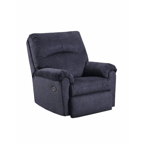 Helene Power Rocker Recliner by Simmons Upholstery