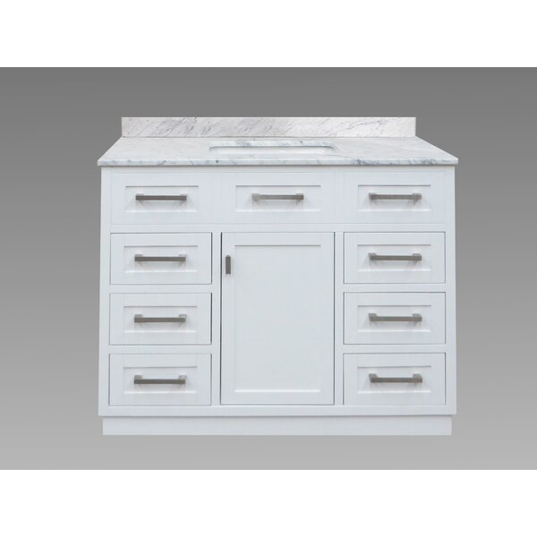 Montverde 42 Single Bathroom Vanity Set by Rosecliff Heights
