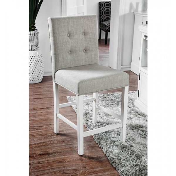 Melendez Upholstered Dining Chair (Set of 2) by Canora Grey
