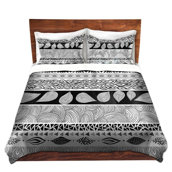 Tribal and Nature Play Duvet Cover Set