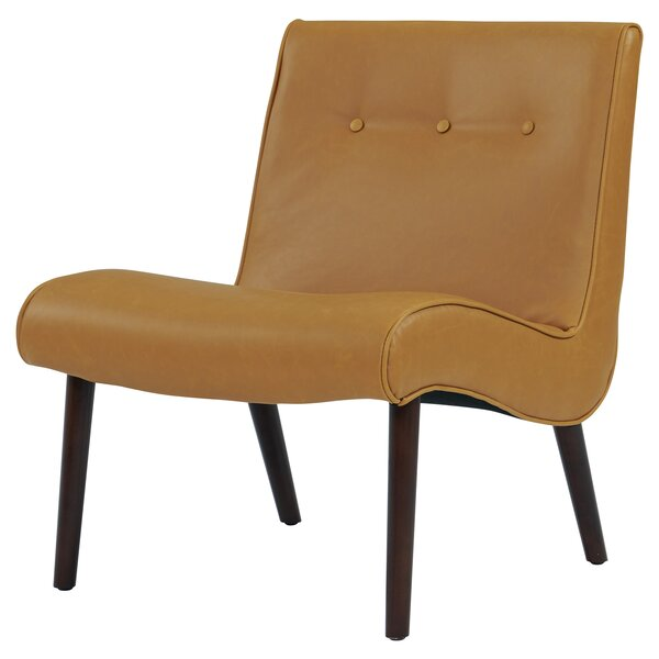 Vidette Lounge Chair by Wrought Studio Wrought Studio