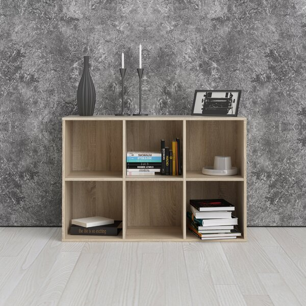 Fontaine Mobile Cube Bookcase by Trule Teen