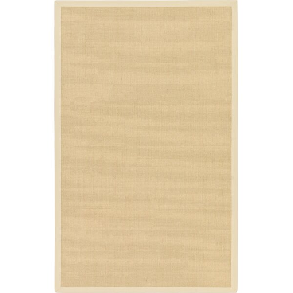 Newry Sand Indoor/Outdoor Area Rug by Bay Isle Home